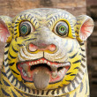 Tiger from Tiger Gate, Vyaghradwara, at Jagannath Temple in Puri — Stockfoto #6429164