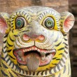 Stock Photo: Tiger from Tiger Gate, Vyaghradwara, at Jagannath Temple in Puri