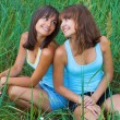Two beautiful sisters — Stock Photo #5760019