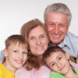 Grandparents and grandsons — Stock Photo #5767873