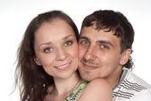 素敵な若いカップル — ストック写真