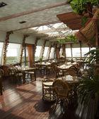 Restaurante vazio — Foto Stock