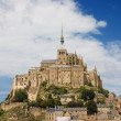 Le Mont St. Michel 2 - Stock Photo