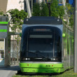 Bilbao tram - Stock Photo