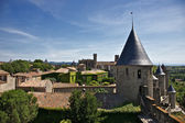 Carcassone city detail — Stock Photo