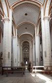 St. Pierre church indoor view — Stock Photo