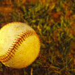 Stock Photo: Baseball, concept photography