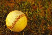 Beyzbol, konsept fotoğraf — Stok fotoğraf