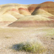 Painted Hills, John Day Fossil Beds National Monument, Oregon — Stock Photo