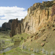 Stock Photo: Smith Rock State Park in Oregon USA, nature stock photography