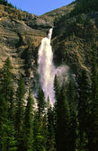 Waterfall in Canadian Rockies — Stock Photo