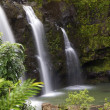 Triple Tropical Waterfall — Stock Photo #5861845