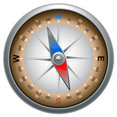 Compass — Vector de stock