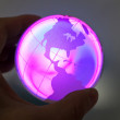 Purple Globe — Stock Photo
