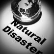 Natural Disasters — Stock fotografie
