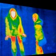 Thermal Image — Foto de Stock