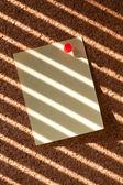 Papel de carta — Foto de Stock