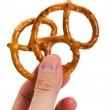 Royalty-Free Stock Photo: Pretzel