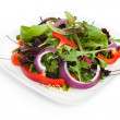 Foto de Stock  : Vegetable Salad