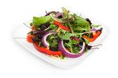 Plantaardige salade — Stockfoto