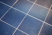 Solar-cell panel — Stock Photo