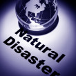 Natural Disasters — Stock fotografie #5952539