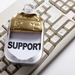 Customer Support — Stock Photo #5952702