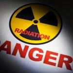 Radiation hazard sign — Stock Photo #5952778