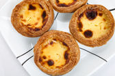 Egg Tart — Stock Photo