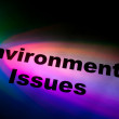 Environmental Issues — Stock Photo #6119229