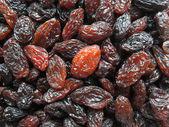 The raisins. — Stock Photo