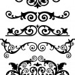 Stock Vector: Vector ornament.