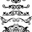 Vector ornament. - Stock Vector