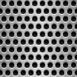 Vettoriale Stock : Perforated metal plate.