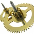 Gear wheels. — Stockfoto
