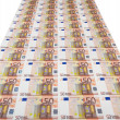 ������, ������: Banknotes of fifty euro
