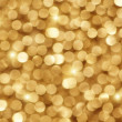 Golden background. - Stock Photo