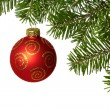Christmas decoration. - Stockfoto