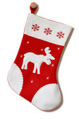 Christmas stocking. — Stock Photo