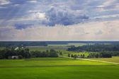 Sommerzeit-Landschaft. — Stockfoto