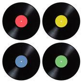 Vinyl records. — Stock Photo