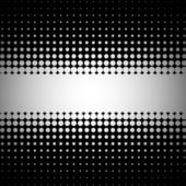 Halftone background. — Stock Vector
