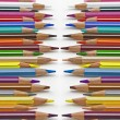 Coloured pencil - Stock Photo