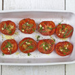 Baked tomatoes — Stock Photo #5874223