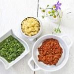 Pesto for Pasta — Stock Photo