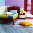 A  bright children room — Stock Photo