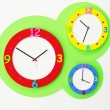 Three nice Children's Watches — Stock Photo