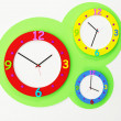 Three nice Children's Watches — Stockfoto