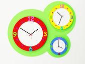 Three nice Children's Watches — Stock Photo