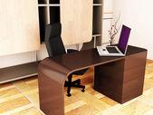 A nice modern office — Stock Photo